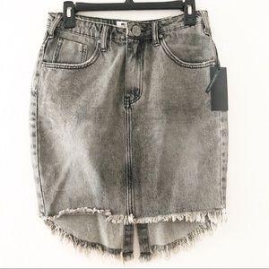 (NWT) One x One Teaspoon Mini High Waisted Skirt